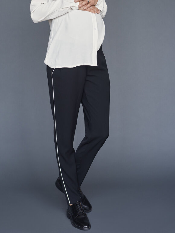 Mamalicious - Abbeville woven pants