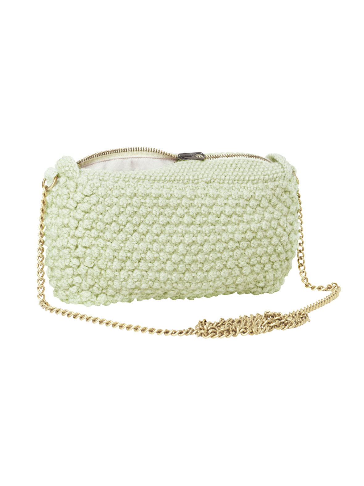 5de4e171ef8 Enula9 - Accessories,sko & smykker - AIAYU - Helen chain bag - Lemon ...
