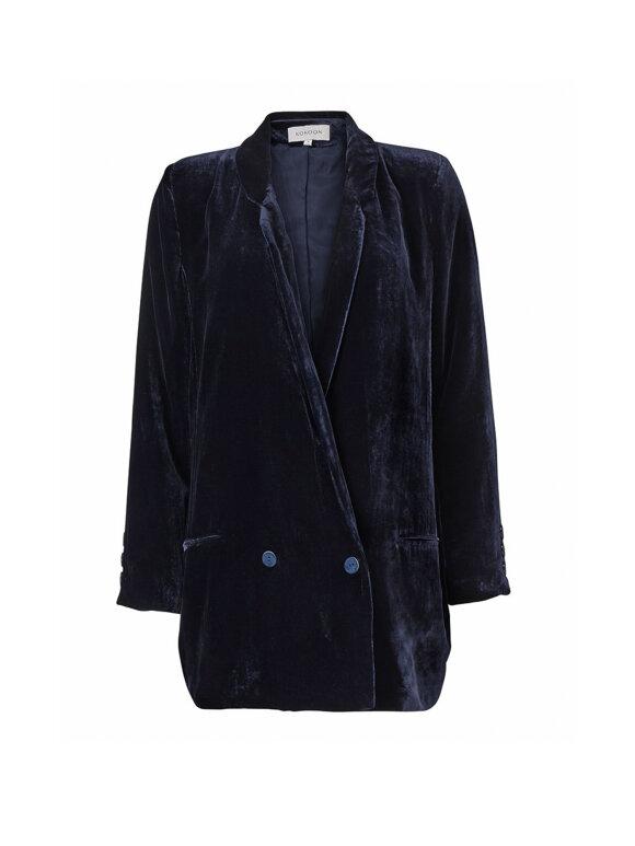 Kokoon - Oxford velour blazer