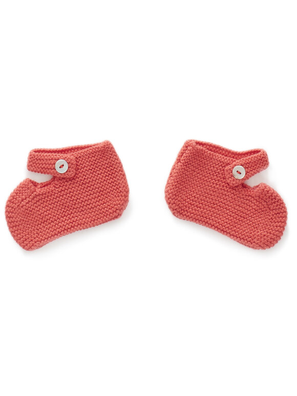 Oeuf NYC - Mary janes futter - red