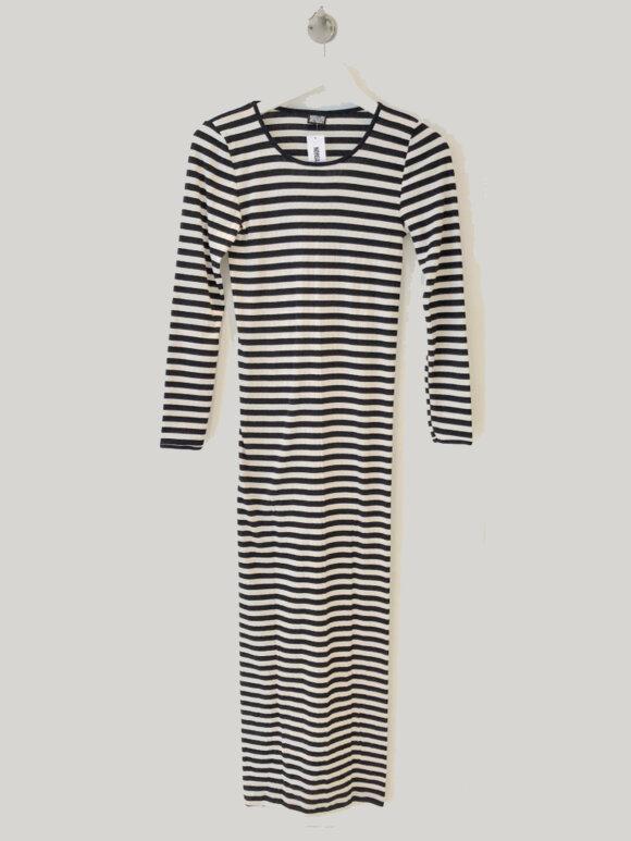 Mads Nørgaard - 101 long john dress  SORT
