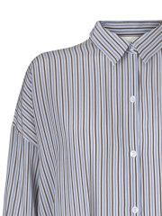 Kokoon - bianca shirt tricolor stripe