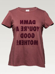 Boob - Charit-tee Good mother Bordeaux