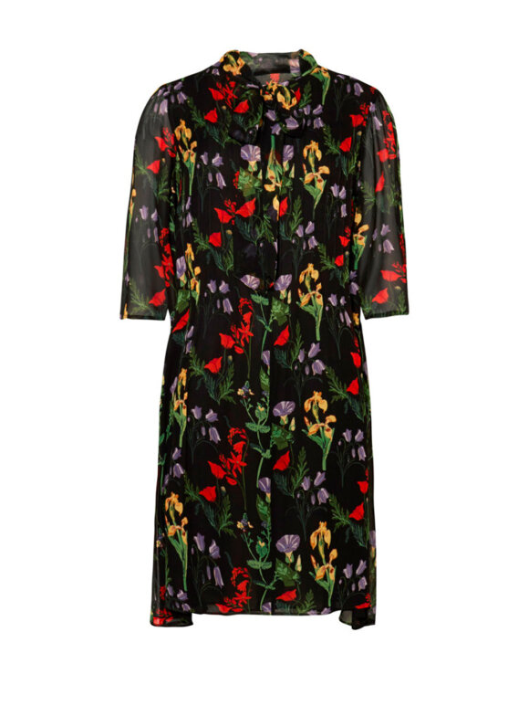Nué Notes - Penny Dress multi flower