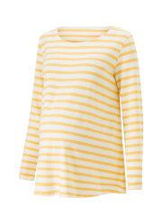 Isabella Oliver - Hariet bluse yellow stripe