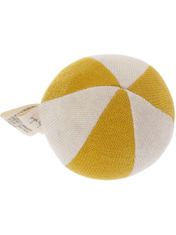 Konges sløjd - Petit Toy ball, Mustard