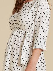 Isabella Oliver - Freida dot dress