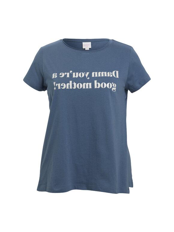 Boob - Chari-Tee Mother blue