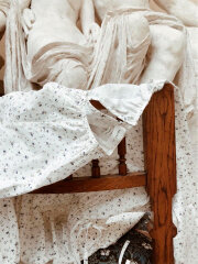 Skall Studio - Merci dress - Moon flower print