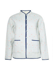 Nué Notes - Paloma Quilted Jacket, Cashmere Blue