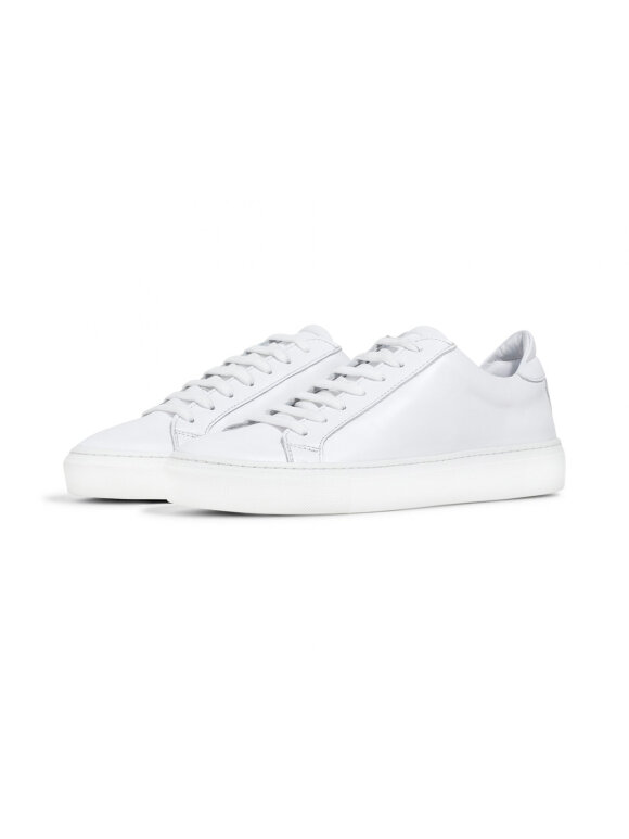Garment Project - Type sneaker - White Leather