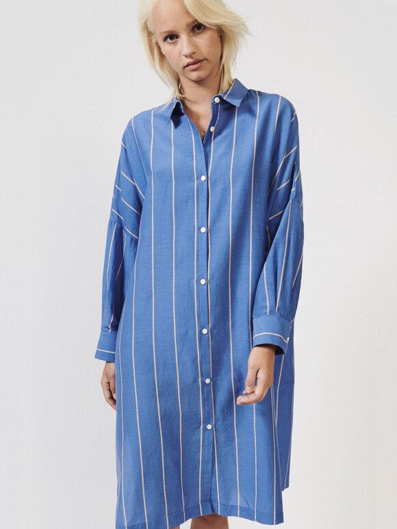 Kokoon - Tana Shirtdress - Rose Stripe