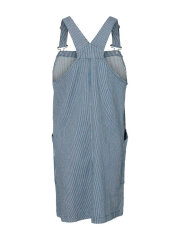 Mamalicious - Stripe Pinafore Dress