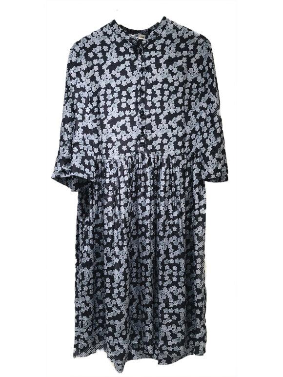 Nué Notes - Mila dress, Dusty Blue
