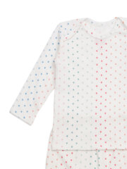 Bonton - baby outfit 2-delt, bluse og buks