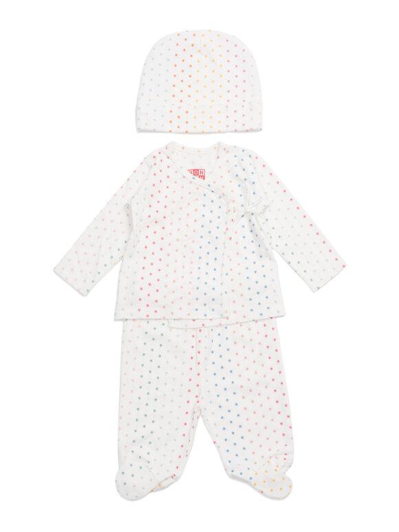 Bonton - Newborn baby outfit, 3 dele