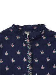 Bonton - Skjorte med blomster