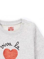 Bonton - Baby sweatshirt Viva