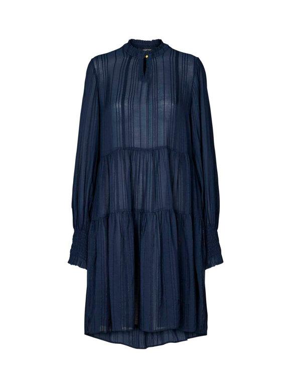 Lollys Laundry - Eva Dress, dusty blue