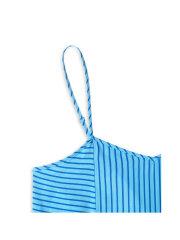 Mads Nørgaard - Striped Viscose Ditzina, Blue/Blue