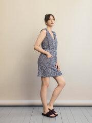 Boob - Misty dress, Midnight blue