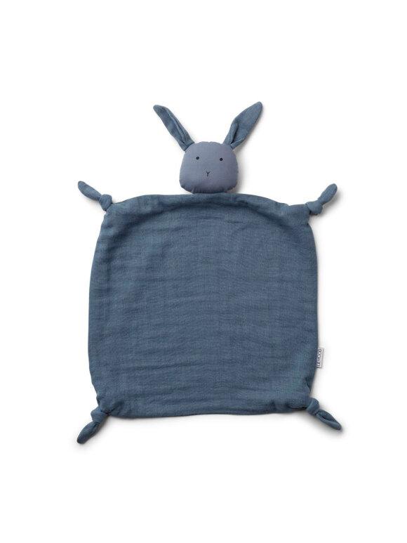 Liewood - Agnete Cuddle Cloth, blue wave
