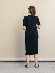 Boob - The-Shirt dress, sort