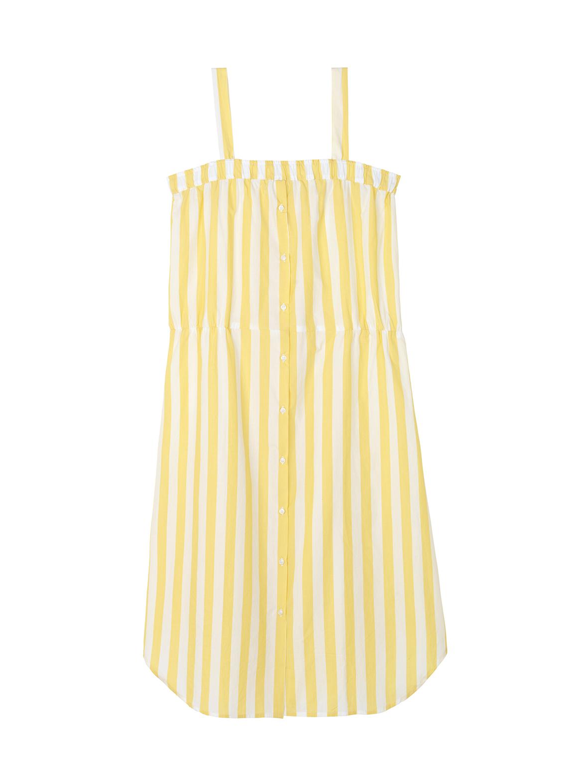 4e8e3c43 Enula9 - Nyheder - AIAYU - Circle Tove Dress - Mix Banana