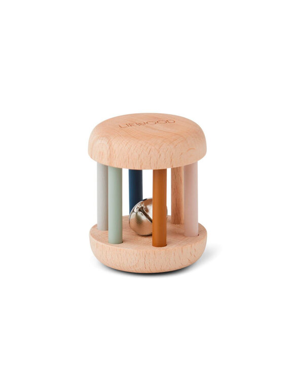 Liewood - Merete wood rattle