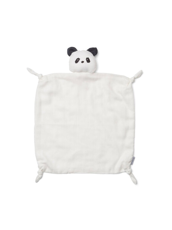 Liewood - Agnete Cuddle Cloth, Panda