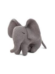 Liewood - Dextor Knit teddy, Elephant grey