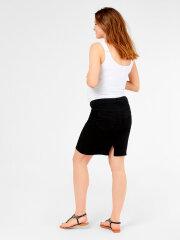 Mamalicious - Lola Slim Skirt, Sort