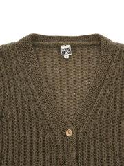 Bonton - Cardigan khaki