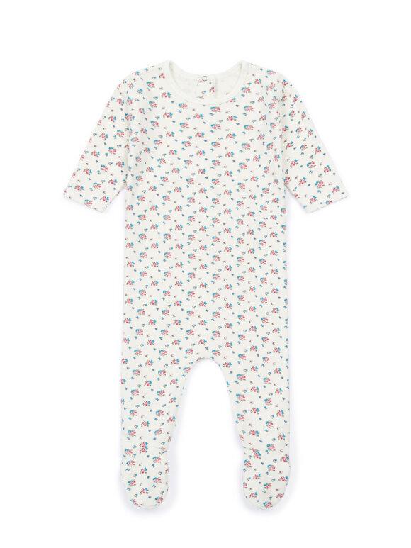 Bonton - Baby onesie - flowers