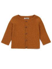 Bonton - Cardigan baby - ambre