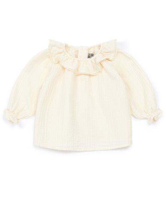 Bonton - Baby blouse creme