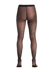 Queen Mum - Maternity tights - hearts