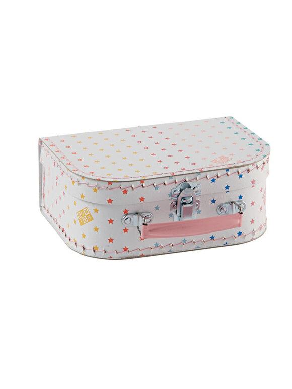 Bonton - Rainbow logo suitcase - lille