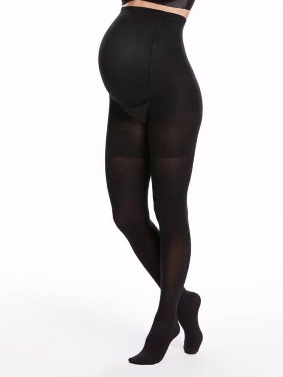 Spanx - Mama tights - smooth and support 70 den.
