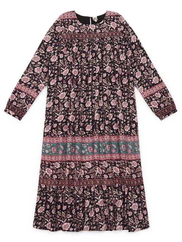 Bonton - Selena dress boheme print