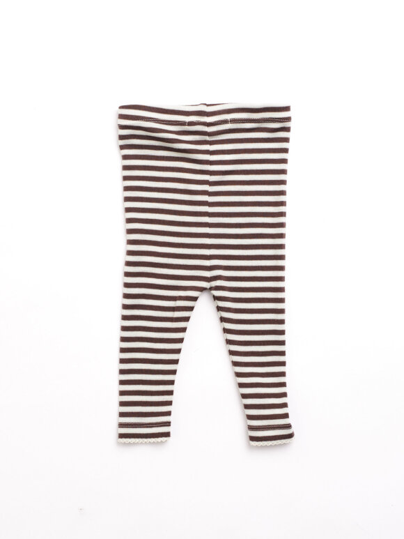 Lilli & Leopold - Baby tights - stripes