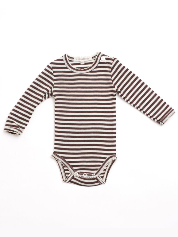 Lilli & Leopold - Baby body - stripes