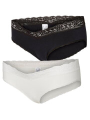 Mamalicious - Alisa Lace Panties 2-pack