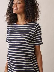 Boob - Breton short sleeved top