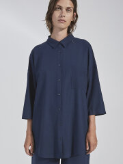 Kokoon - Bianca ss shirt - navy