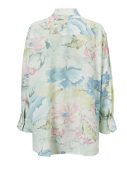 Kokoon - Eliza shirt - curtain flower