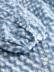 Nué Notes - Jenni Skjorte - Light Blue