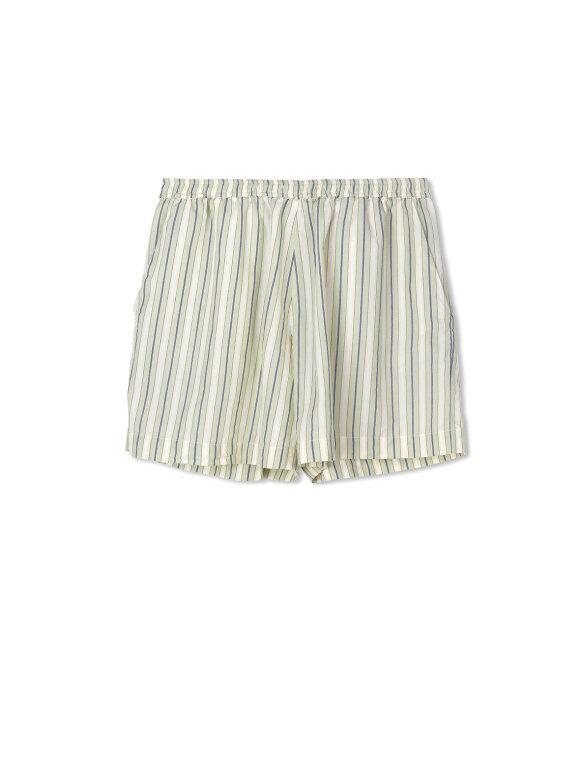 AIAYU - Lulu Tiny Stripe Shorts