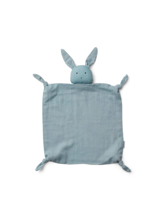 Liewood - Agnete nusseklud - rabbit sea blue