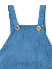 Bonton - Baby Romper - Blå